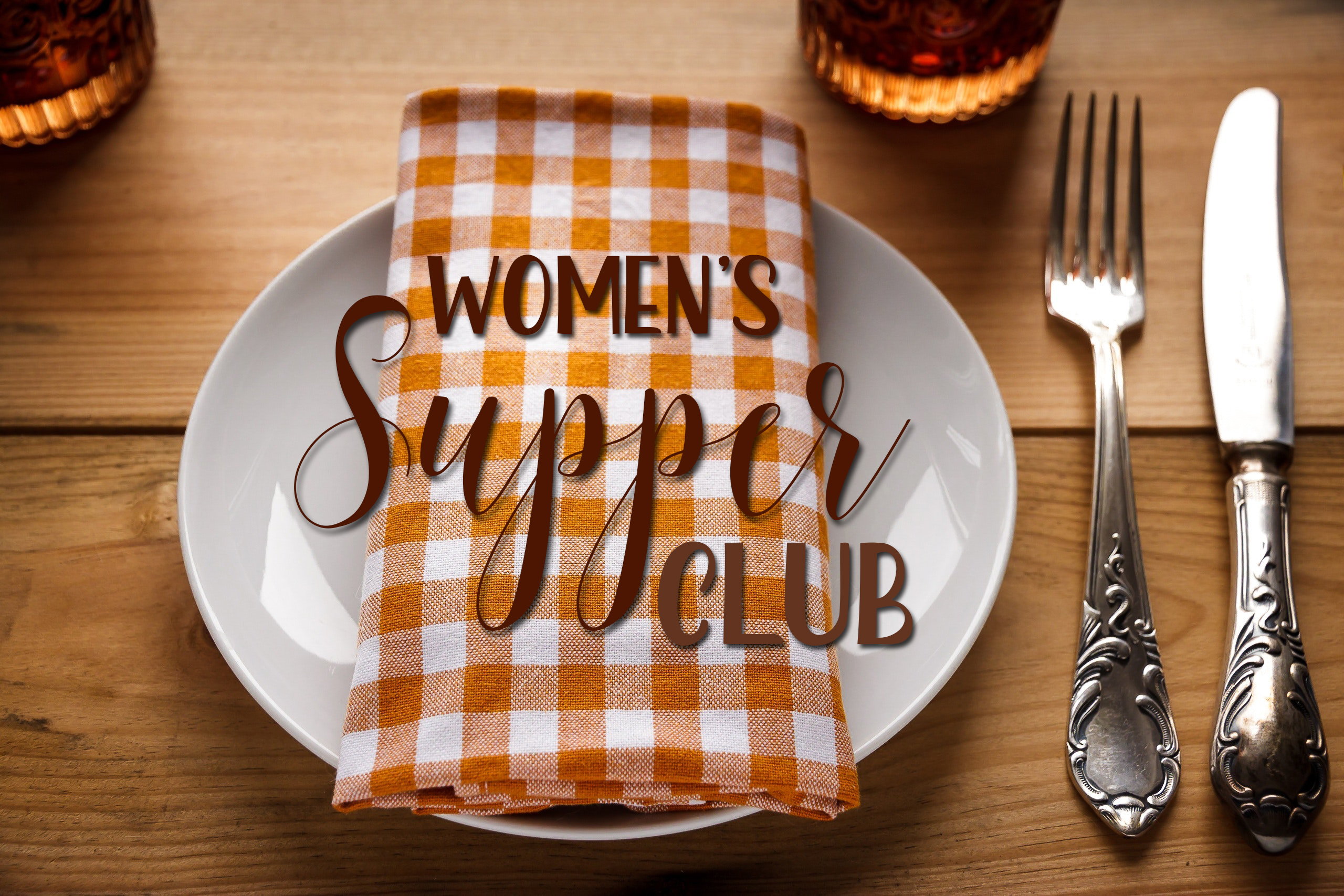 Supper Club May 10, 2019